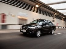 Datsun increased sales by 29% in Russia in January