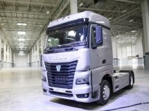 KAMAZ aims to sell up to 5 thousand trucks of new generation in 2020