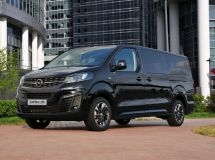 PSMA Rus launches basic versions of Opel Zafira Life minibus