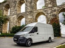 In February, the market of new LCVs fell by 8% in Russia
