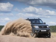 UAZ kept the production at the same level in 2019
