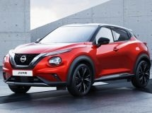 New Nissan Juke was patented in Russia