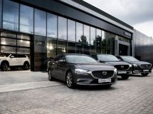 Mazda increased sales by 7% in Russia in February
