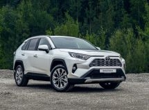 Toyota increased sales by 17% in Russia in February