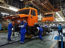 KAMAZ increased revenue and sales in 2019