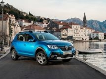The 350 thousandth Renault Sandero was sold in Russia