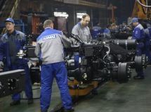 KAMAZ announced a production suspension