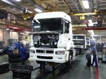 KAMAZ resumes the production from April 6th