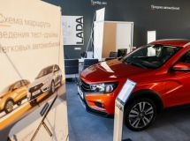 The Russian market of new cars grew by 23% in March