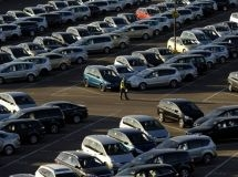Import of cars fell by 18% in January - February
