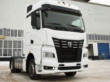 KAMAZ will launch the production of a new tractor no earlier than summer