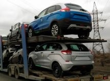 Export deliveries of cars from the Russian Federation grew by 17% in 2019