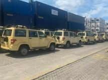UAZ delivered 50 Patriot SUVs to Cuba