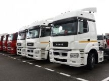 Export deliveries of trucks from Russia fell by 3% in 2019