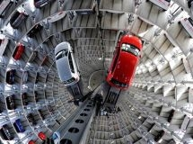 German car market fell by more than 60% in April