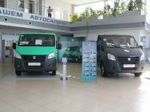 The Russian market of new LCV fell by 44% in April