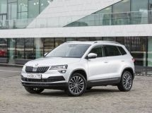 Skoda Karoq and KIA Seltos for the first time entered the TOP-25 of Russian bestsellers