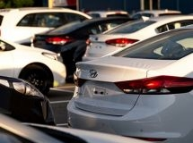 The Russian car market is the second one in Europe in April