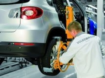 Kaluga Volkswagen plant is going to dismiss 250 employees