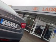 European sales of LADA fell by 71% in April