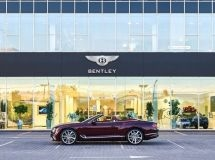 "The luxury car market in Russia ""sank"" by 62%, and Bentley became the leader"
