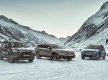 Subaru sold about 180 thousand cars in Russia for 20 years