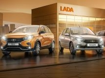AvtoVAZ reduced the sales by 46% in Russia in May