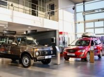 TOP-10 of cities of the Russian Federation where the domestic cars are bought the most
