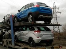 Ministry of Industry and Trade explained the decline in export of cars of Russian assembly