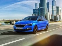 Skoda reduced sales by 59% in Russia in May