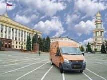 In May, the new LCV market fell by 27% in Russia