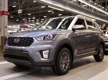 St. Petersburg Hyundai plant reduced the production by 30% in the first half of the year