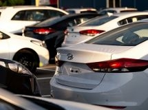 The Russian car market fell by 15% in June