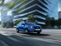 LADA Vesta will receive new commercial and special modifications