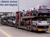 Exports of cars fell by 44% in January - May