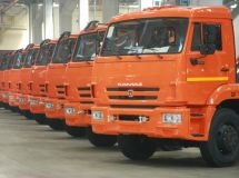 KAMAZ overfulfilled the business plan for production and financial indicators in January - May