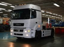 KAMAZ increased the production by 12% in the first half of the year