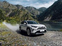 Toyota RAV4 received new configurations