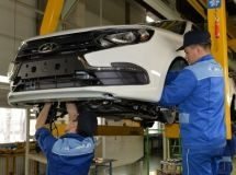 Kazakhstan auto industry grew by 56% in the first half of the year