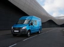 The Russian market of new LCVs showed a fall by 14% in the first half of the year