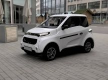 The head of the Ministry of Industry and Trade believes that the Russian electric car Zetta can be exported