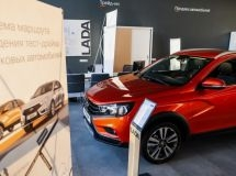 The Russian car market grew by 7% in July