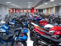 The Russian market of new motorcycles grew by 10% for six months