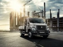 GAZon NEXT becomes the most popular truck in Russia for the second month in a row