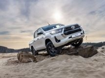 New Toyota Hilux and Fortuner enter the Russian market