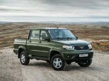 New pickup market in Russia decreased by 5%