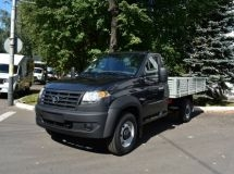 UAZ Profi  to get modification with increased carrying capacity