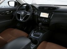 Nissan X-Trail received new options in Russia