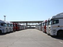 The market of new trucks fell by 11% in August
