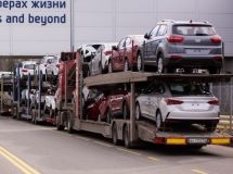 Export of passenger cars fell by 43% in January-July